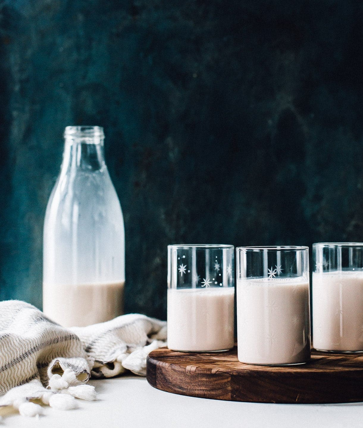 HOMEMADE ALMOND PECAN MILK recipe