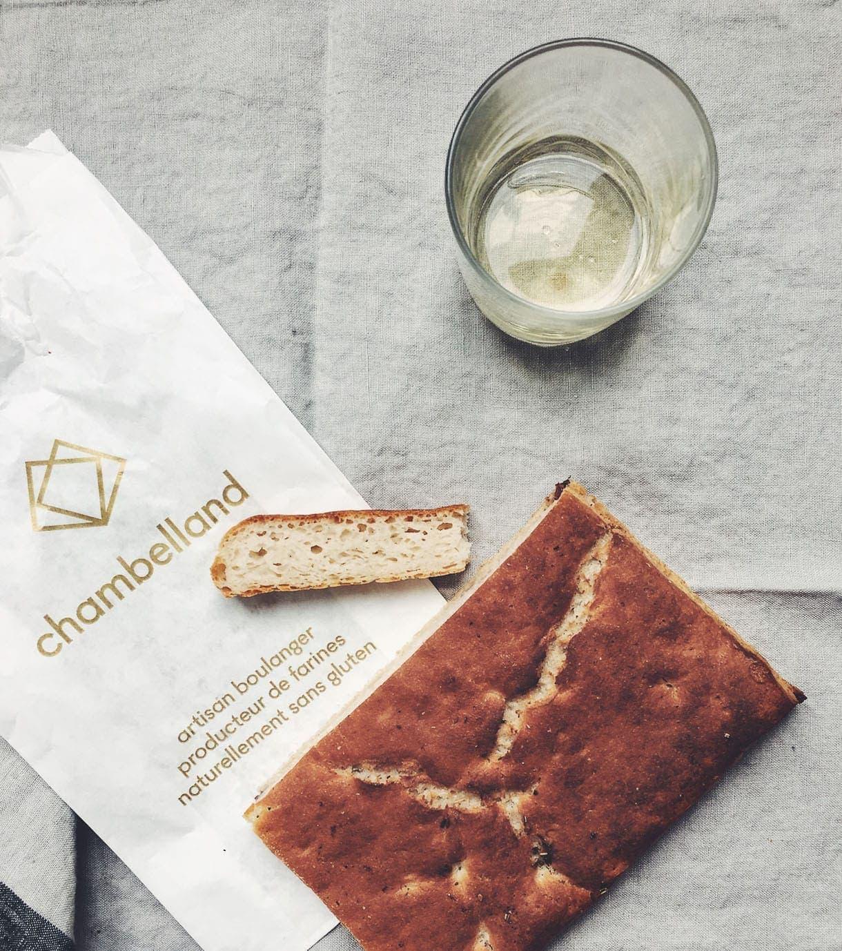 Chambelland - Paris - all naturally gluten free bakery