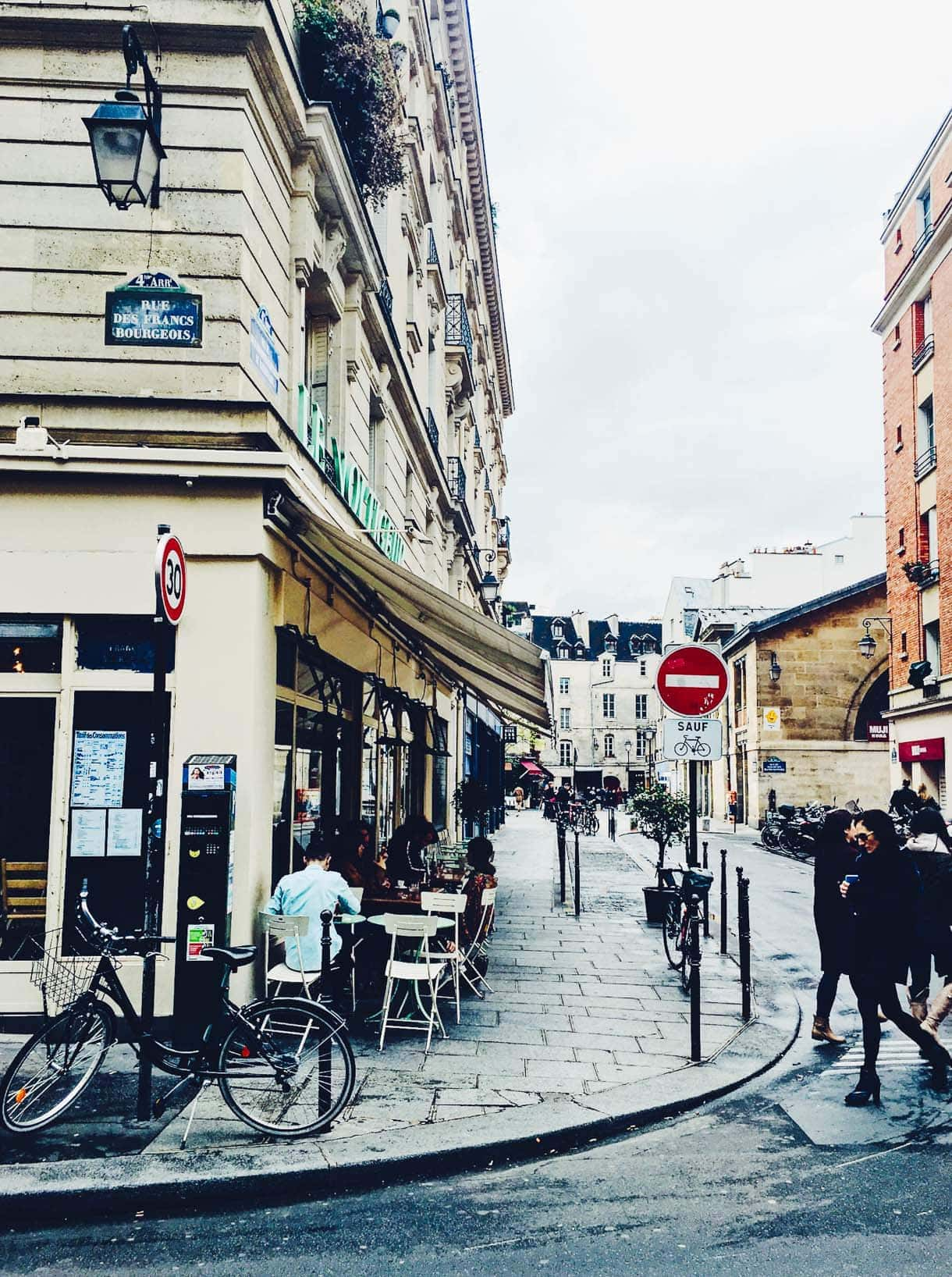 Street Life, Paris // visiting paris without plans