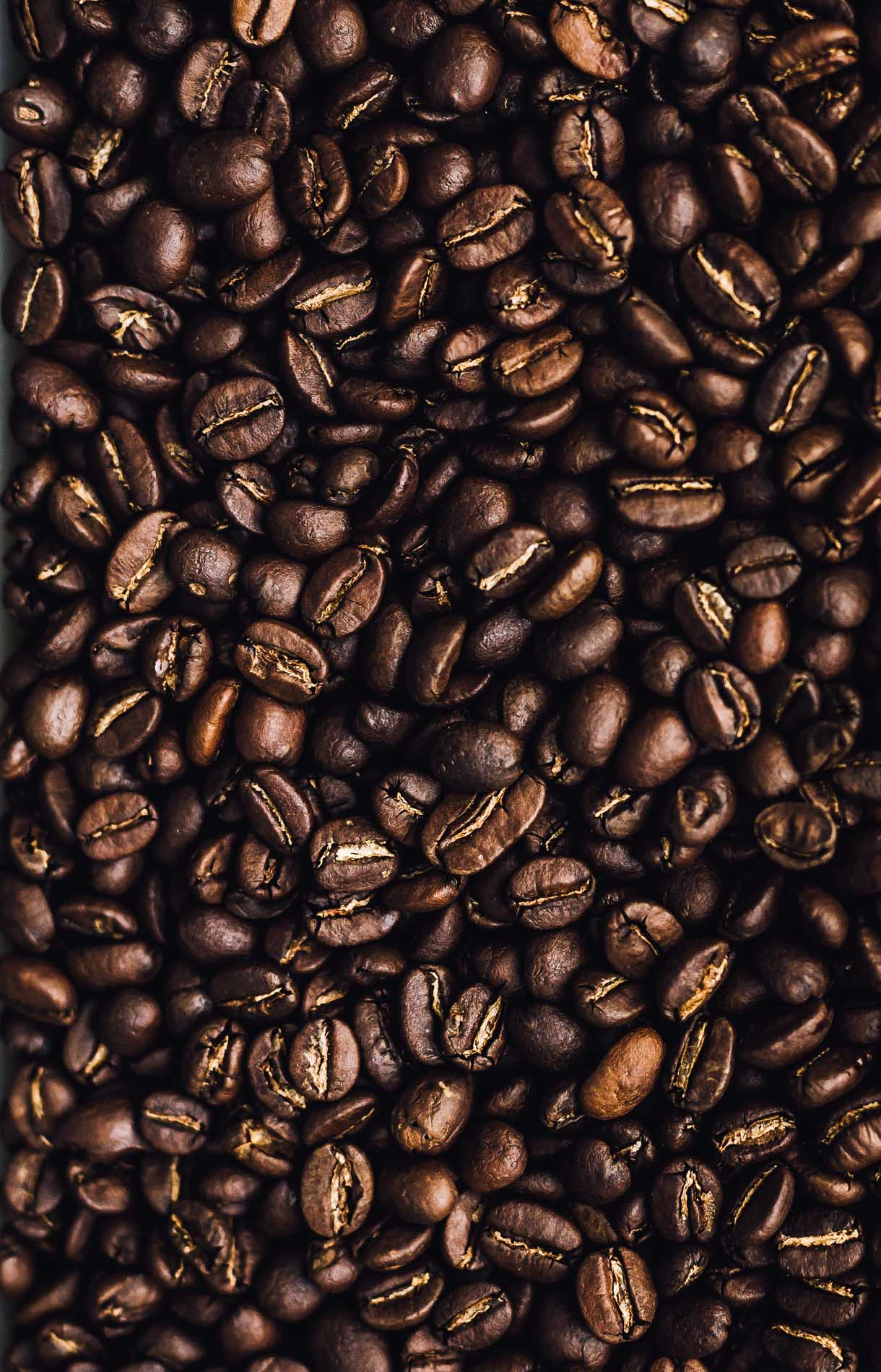 Fresh Roasted Coffee Beans from the Congo