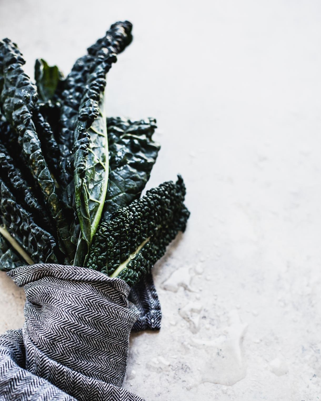 Coconut Cashew Vegan Kale Salad