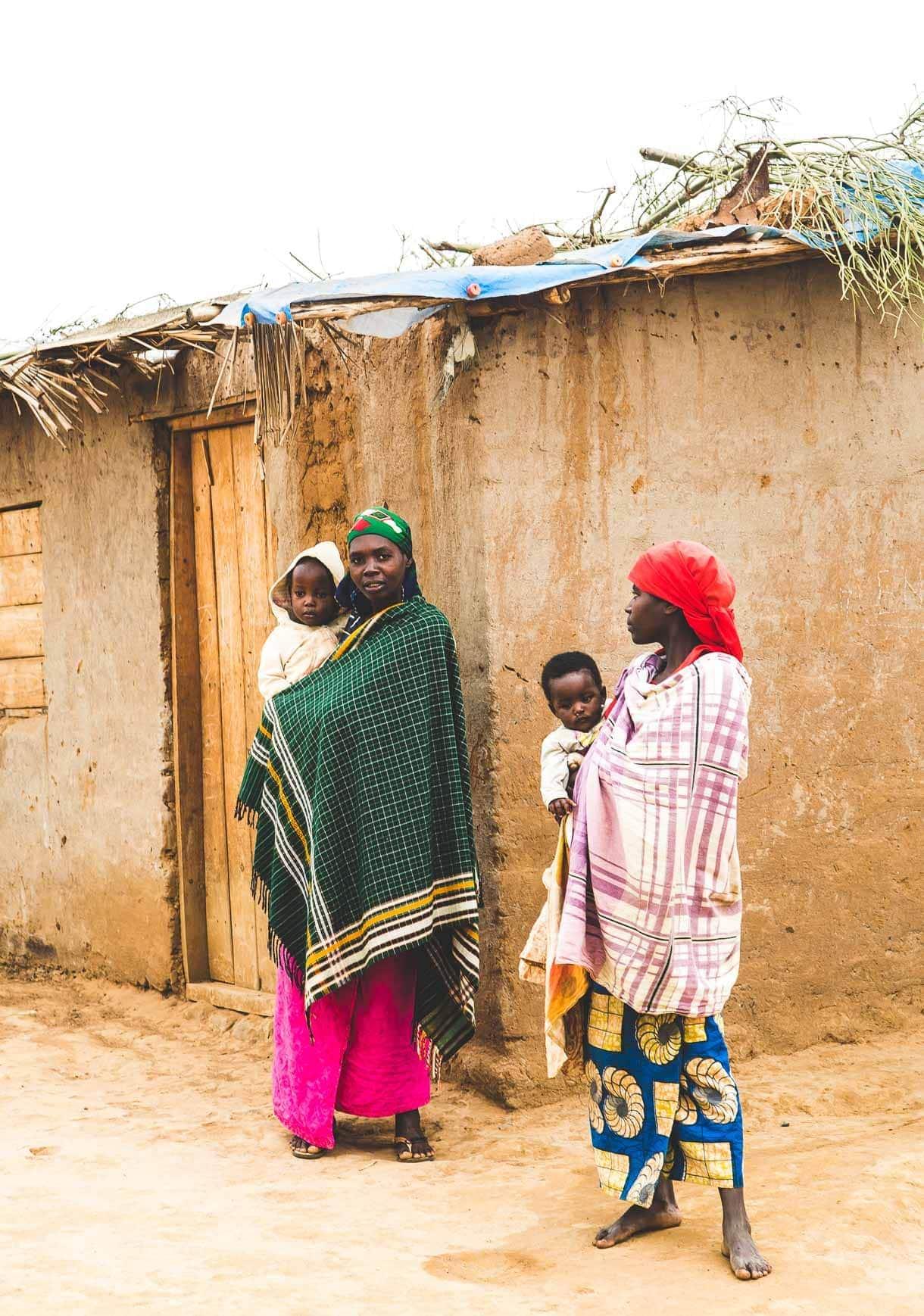 Nakivale Community - African people - Ugandan