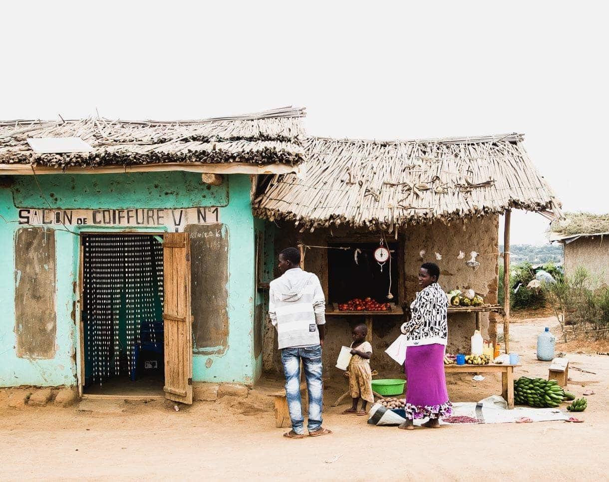 Nakivale Refugee Camp - Uganda - colors of africa