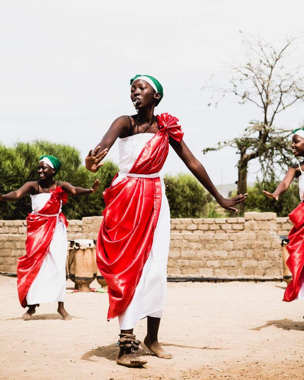 Nakivale -- Uganda - Burundi Drumming and Dancing Team