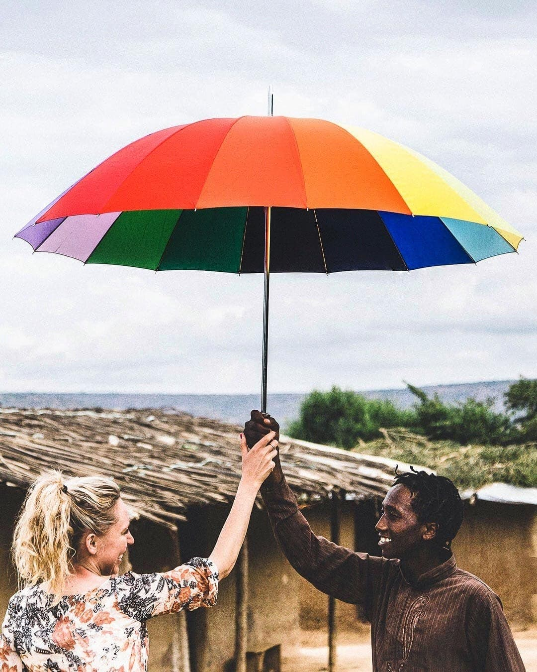 Nakivale - World Refugee Day - Umbrella project