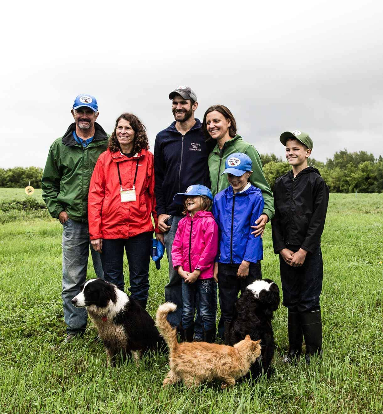 Zweber Family Farm, Minnesota