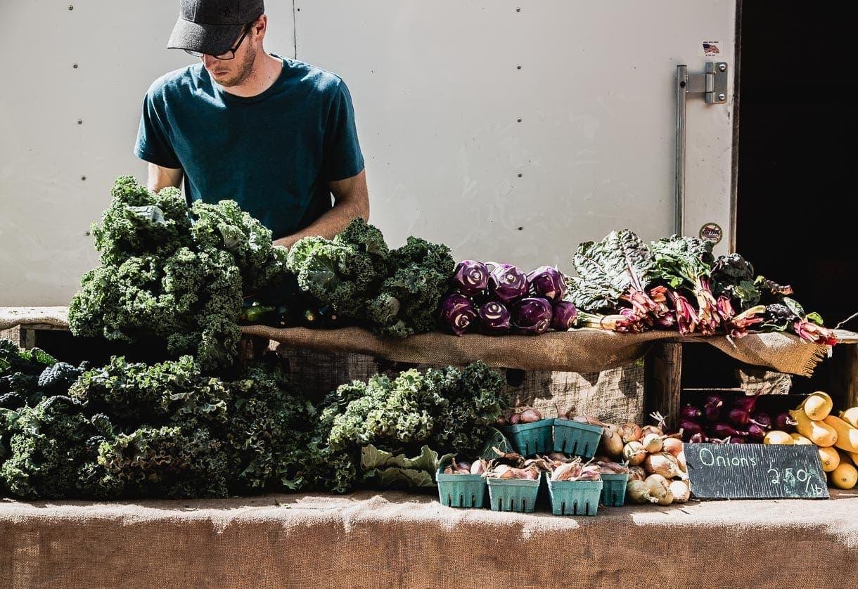 Farmers Market, Winnipeg // Manitoba Canada