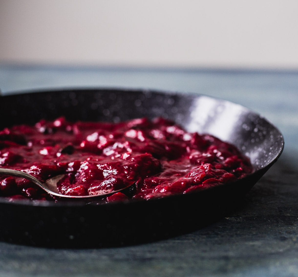 Naturally Sweetened Cranberry Sauce for Thanksgiving