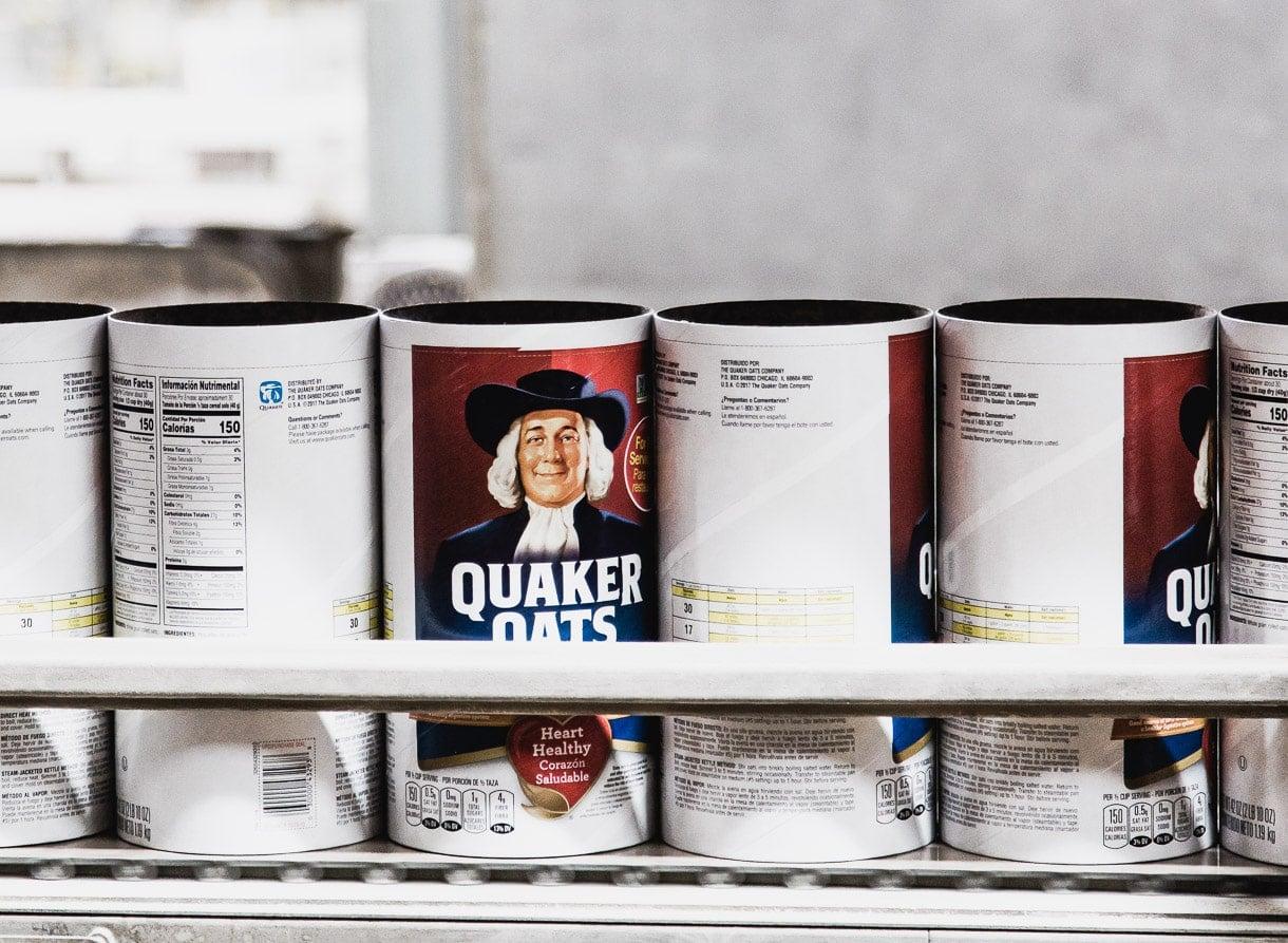 Quaker Oats Milling Facility