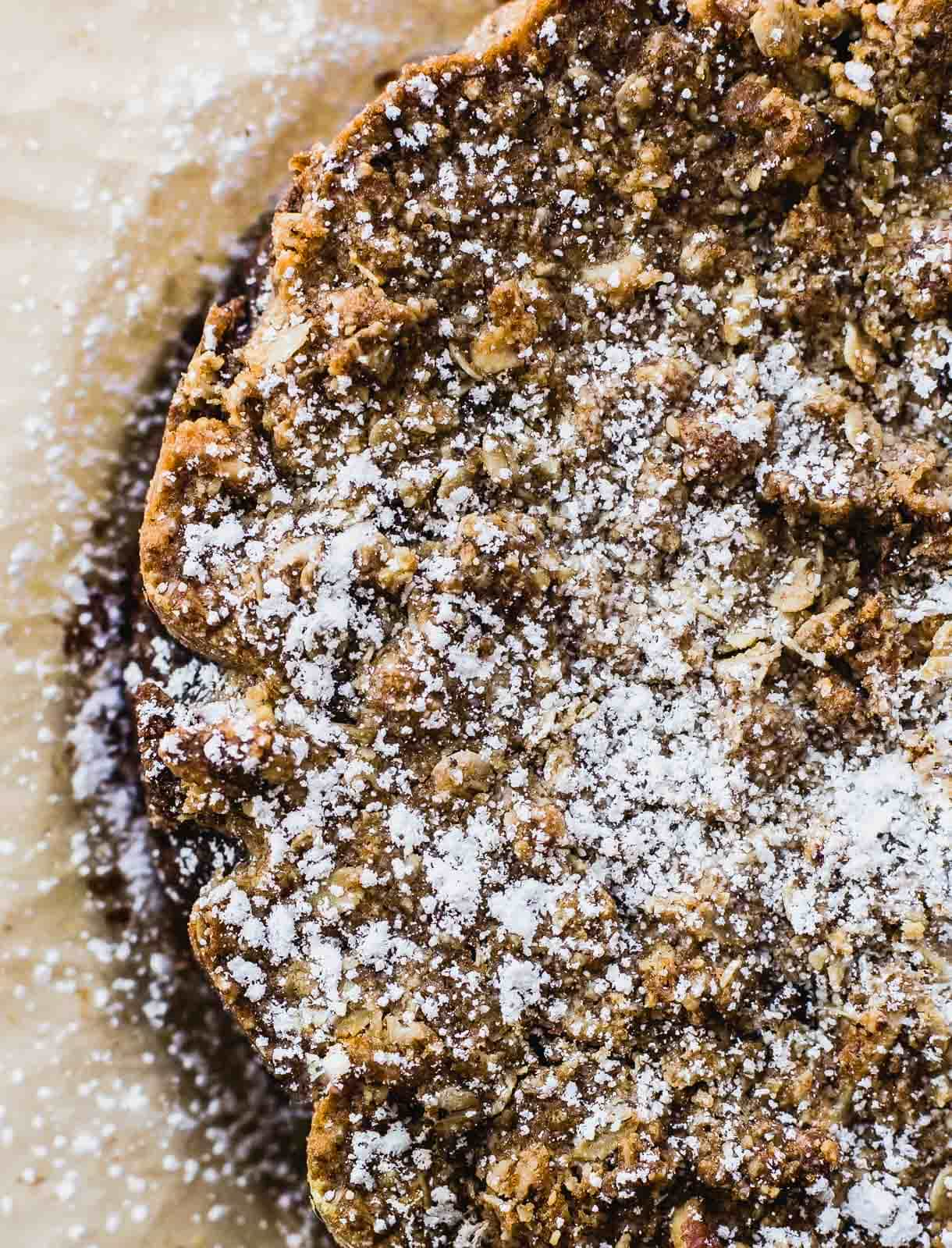 Bakery Style Gluten-Free Coffee Cake with Streusel