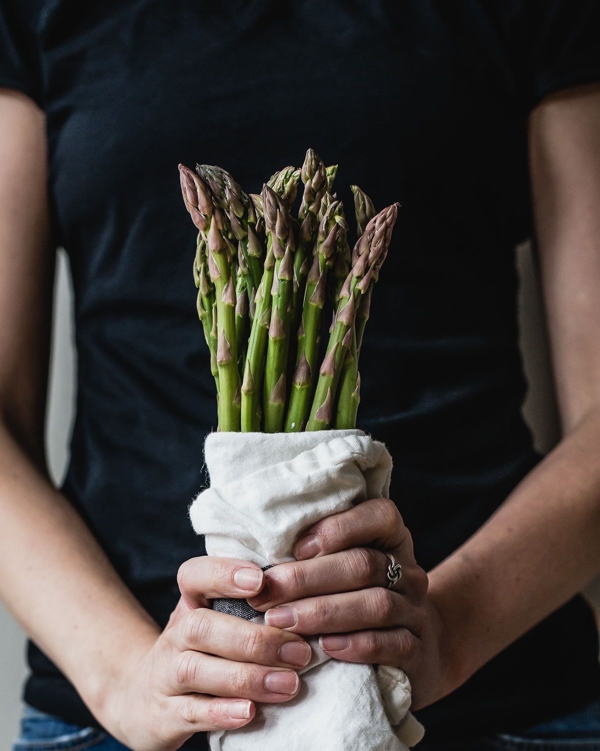 Spring asparagus // photography // food styling