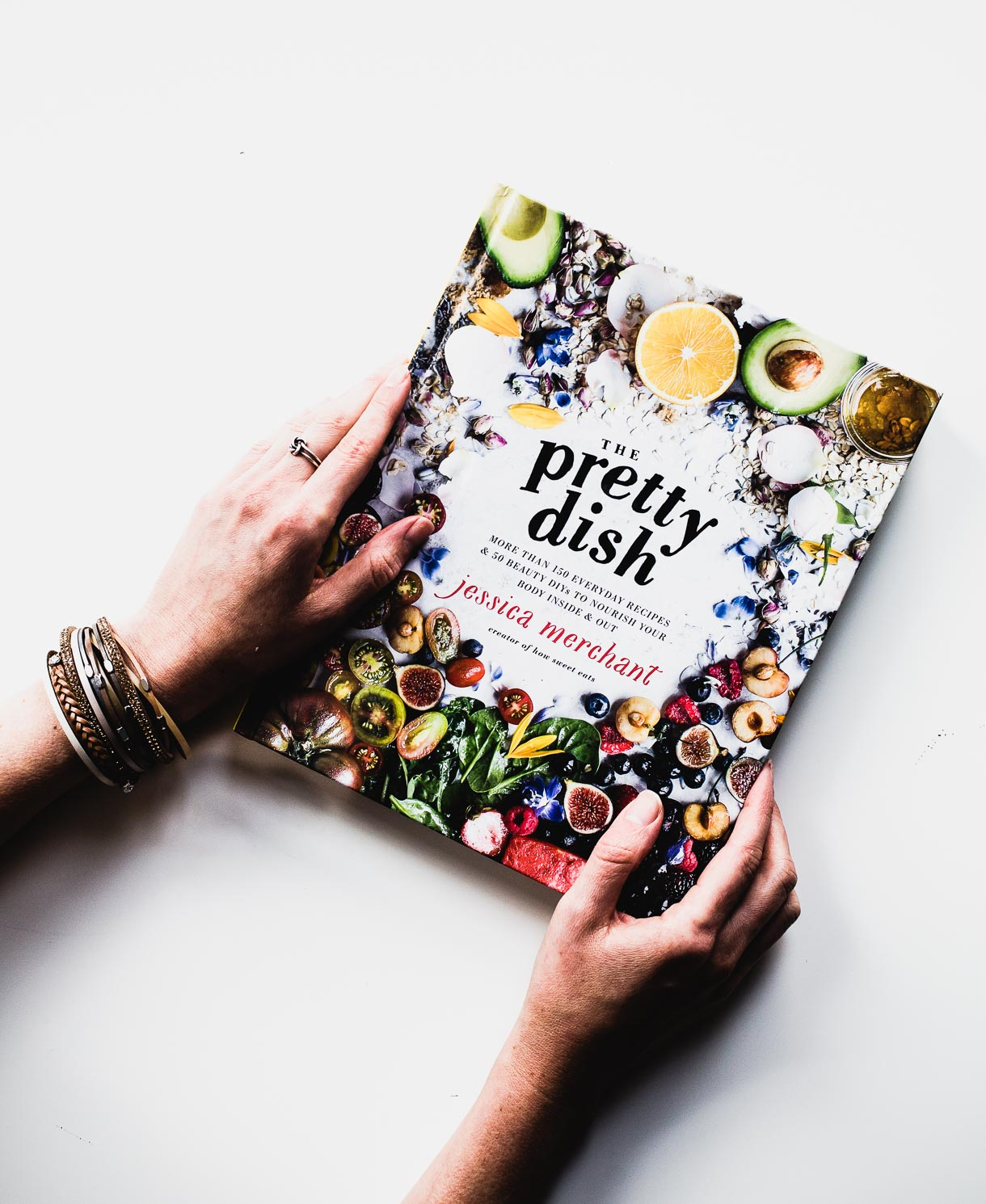 The Pretty Dish cookbook by Jessica Merchant