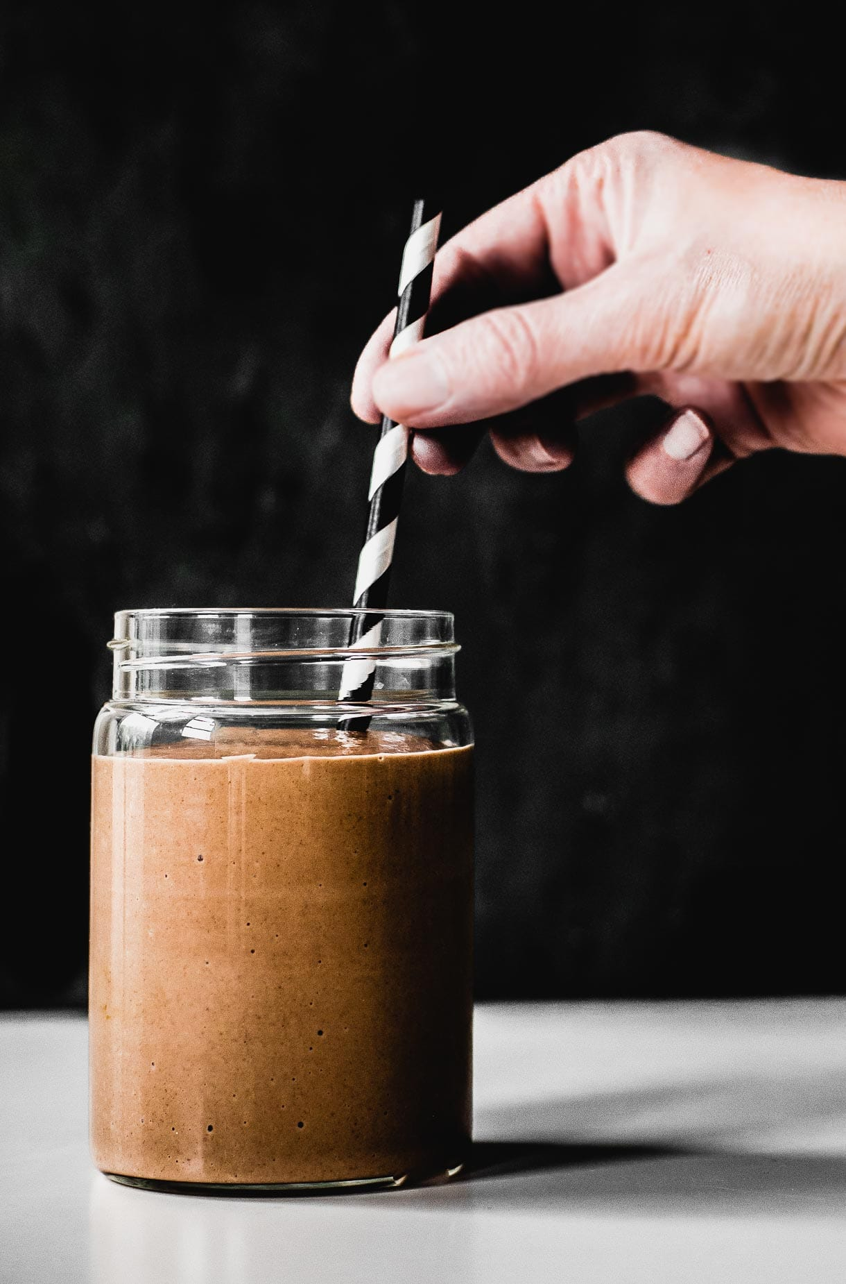Walnut Cacao Milkshake