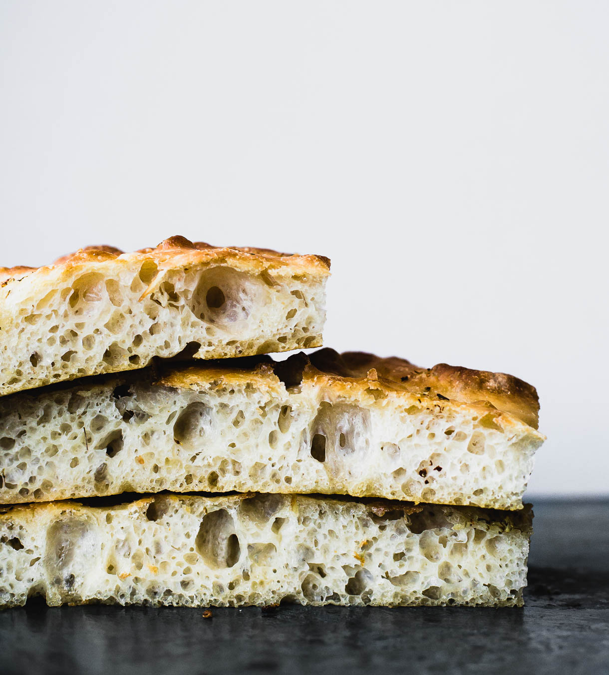 How to Make Sourdough Focaccia Bread - naturally leavened