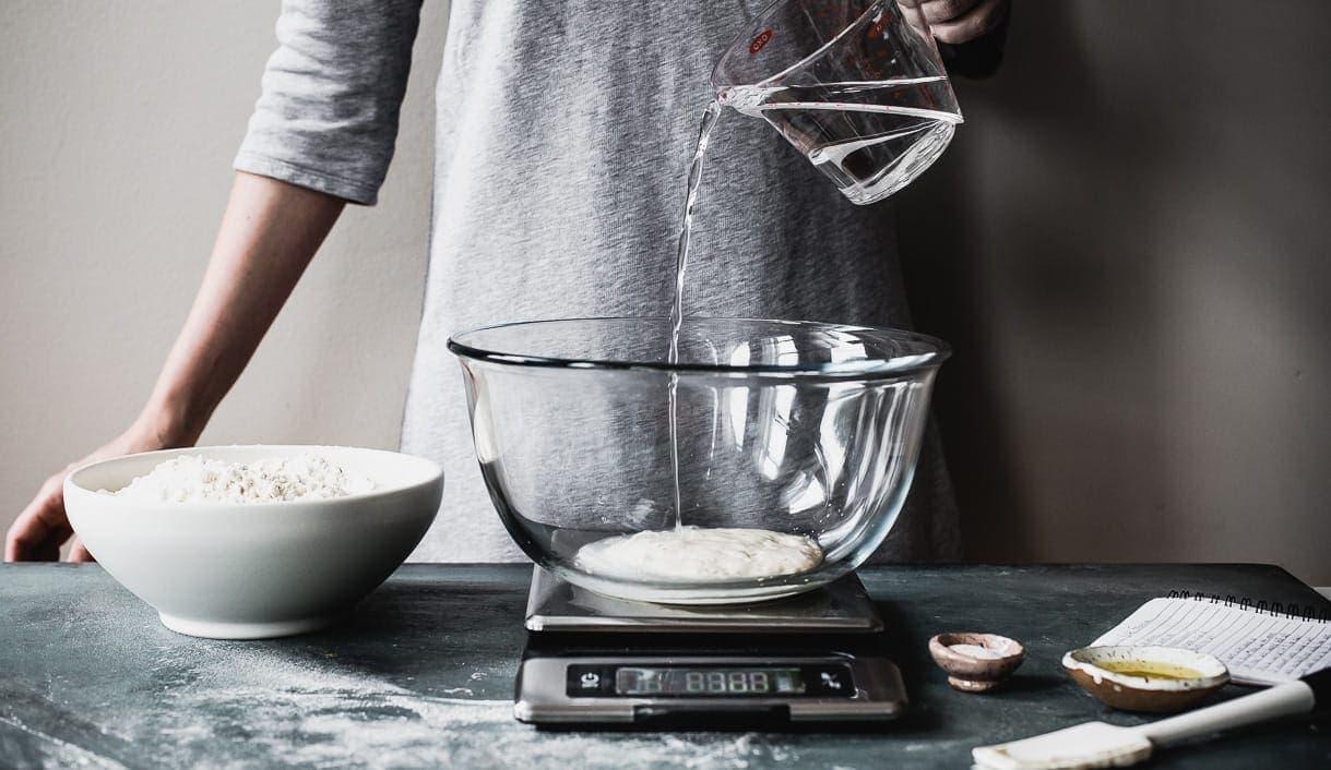 How to Make Sourdough Focaccia Bread - naturally leavened