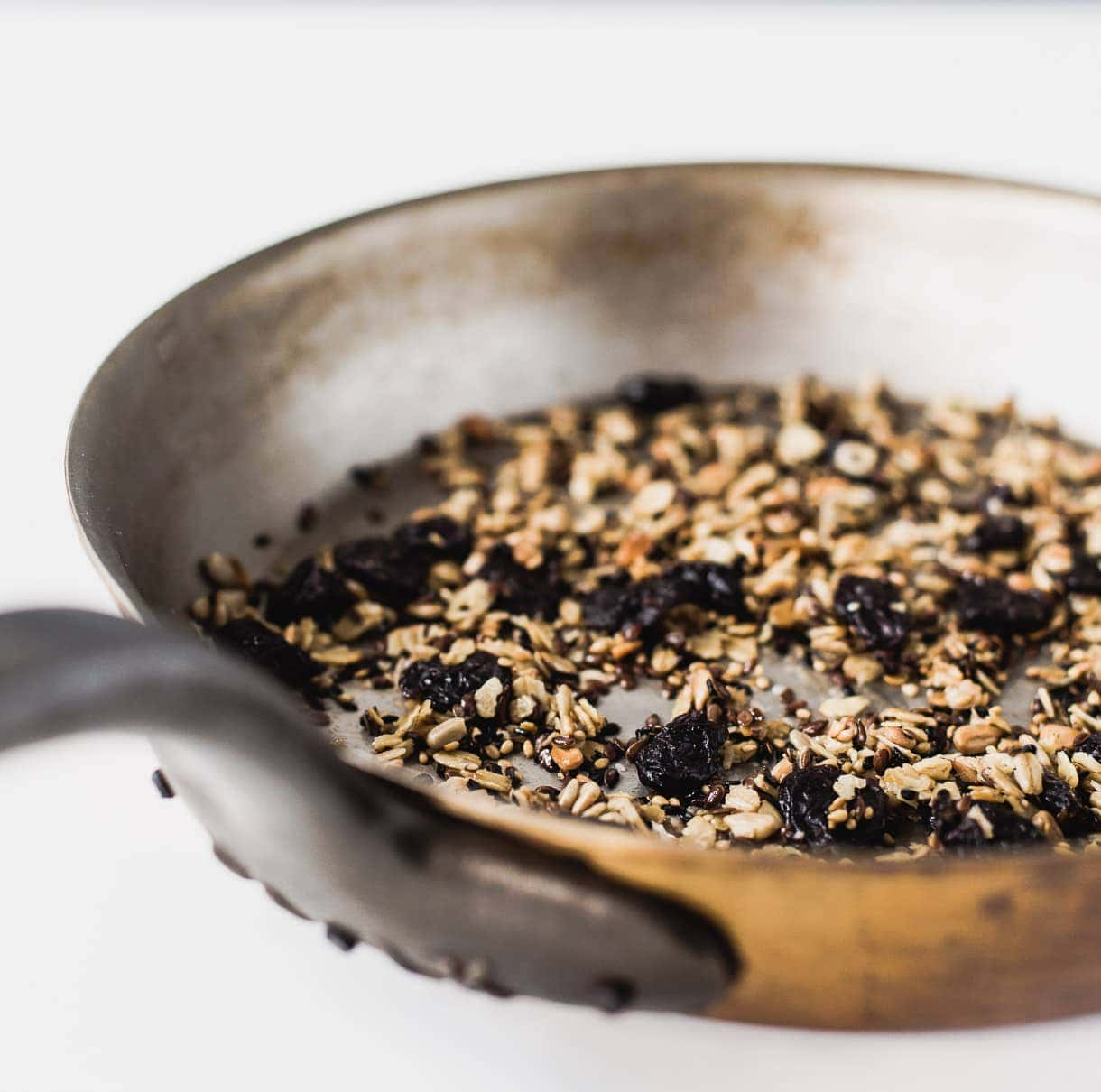 Seedy Savory Granola