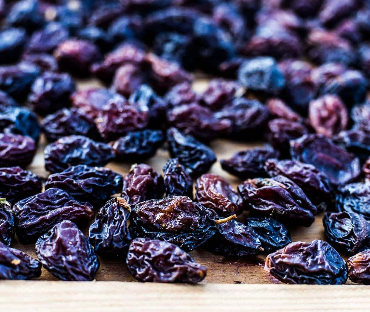 California Prunes, Dried Plums