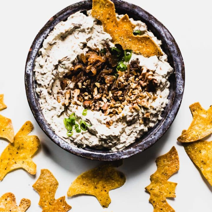 Cream Cheese Caramelized Onion Dip