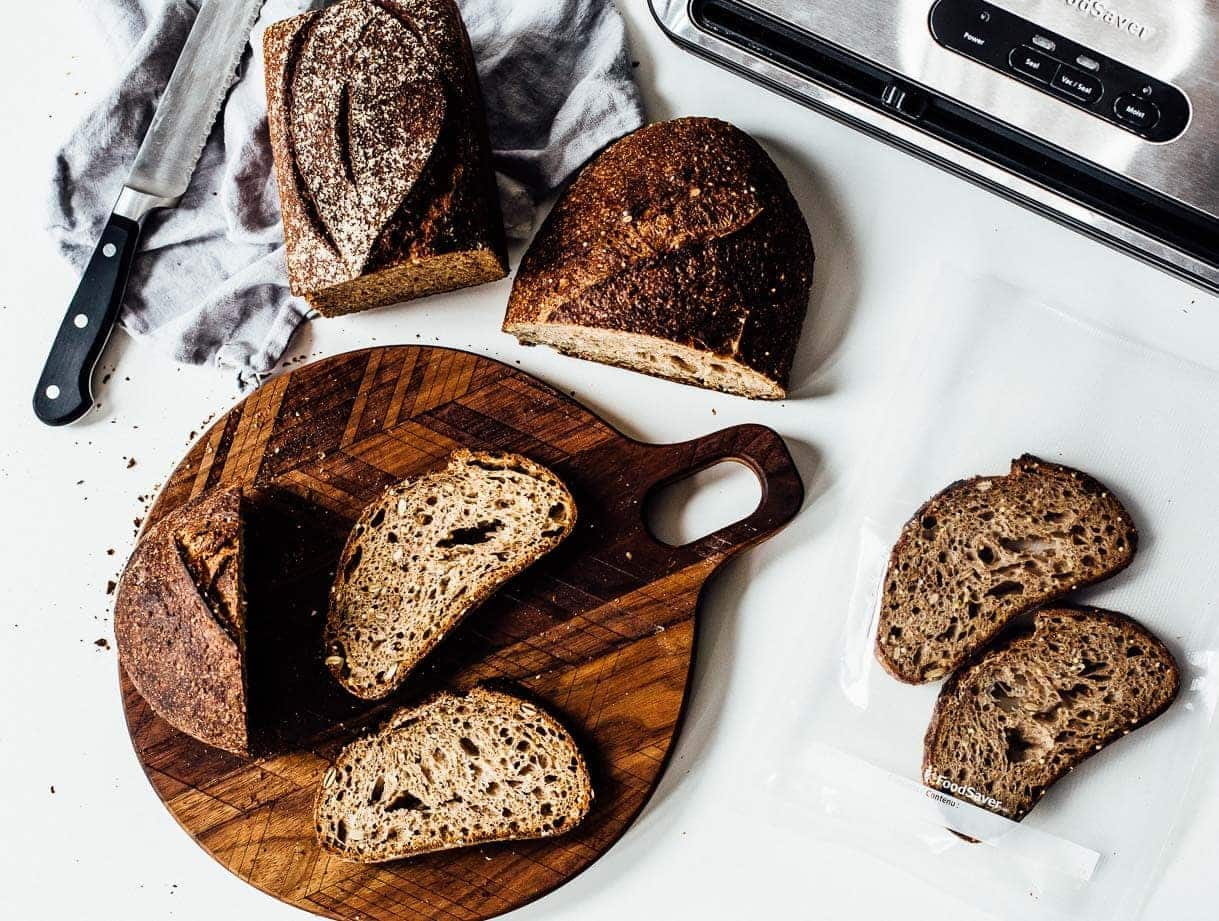 How to Save Sourdough Bread