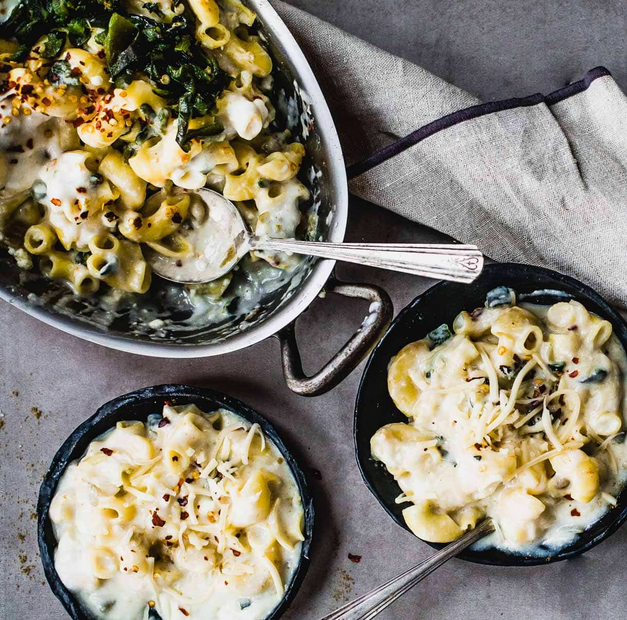 Chile Relleno Mac and Cheese