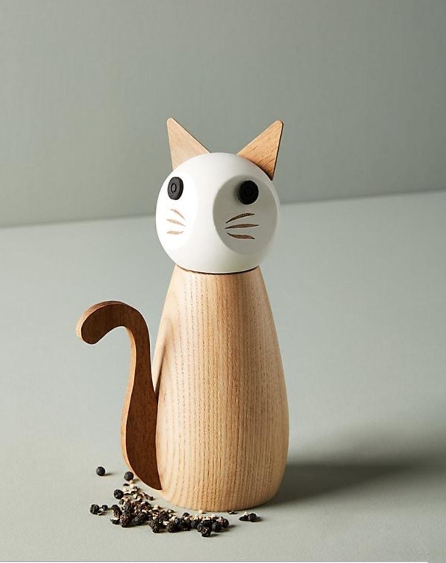 Cat Spice Grinder