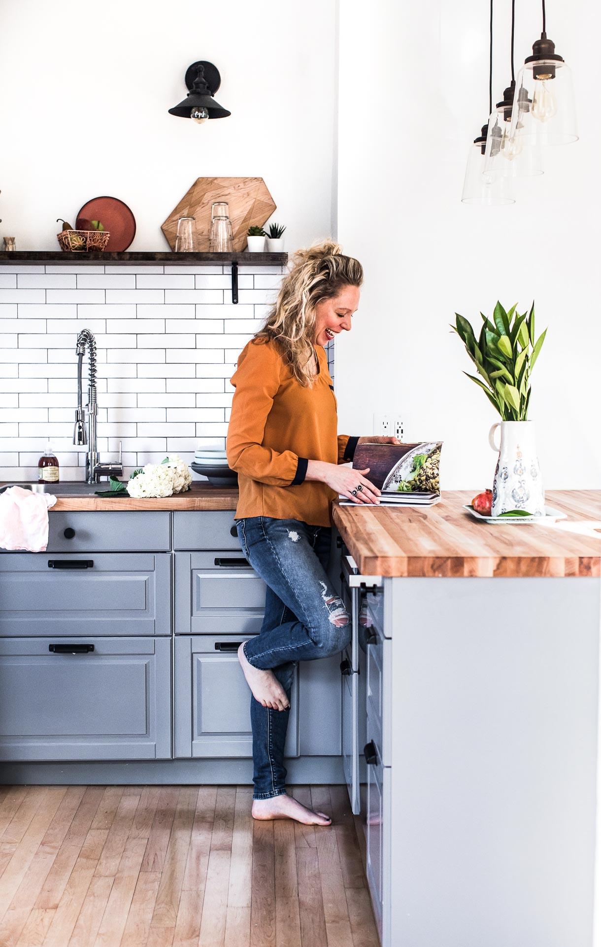 modern victorian kitchen renovation