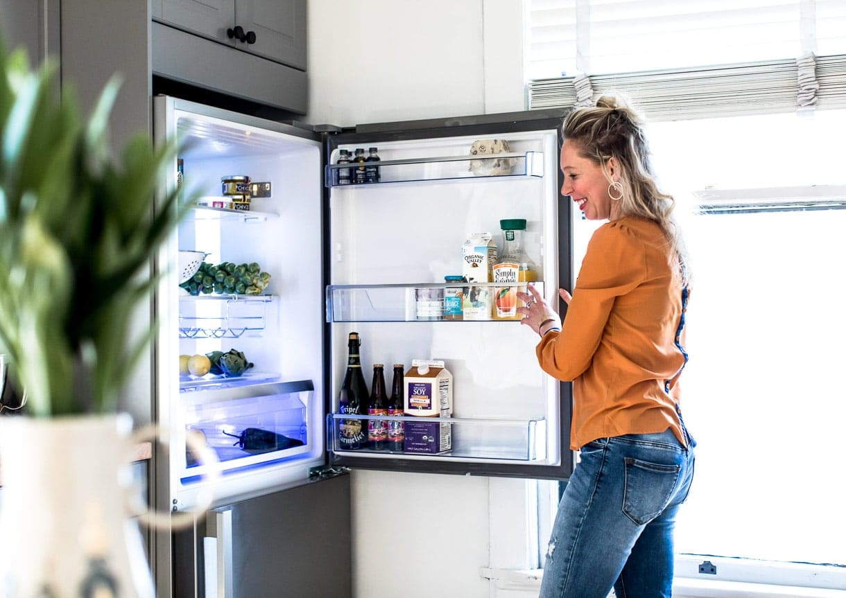 Beko Refrigerator in kitchen