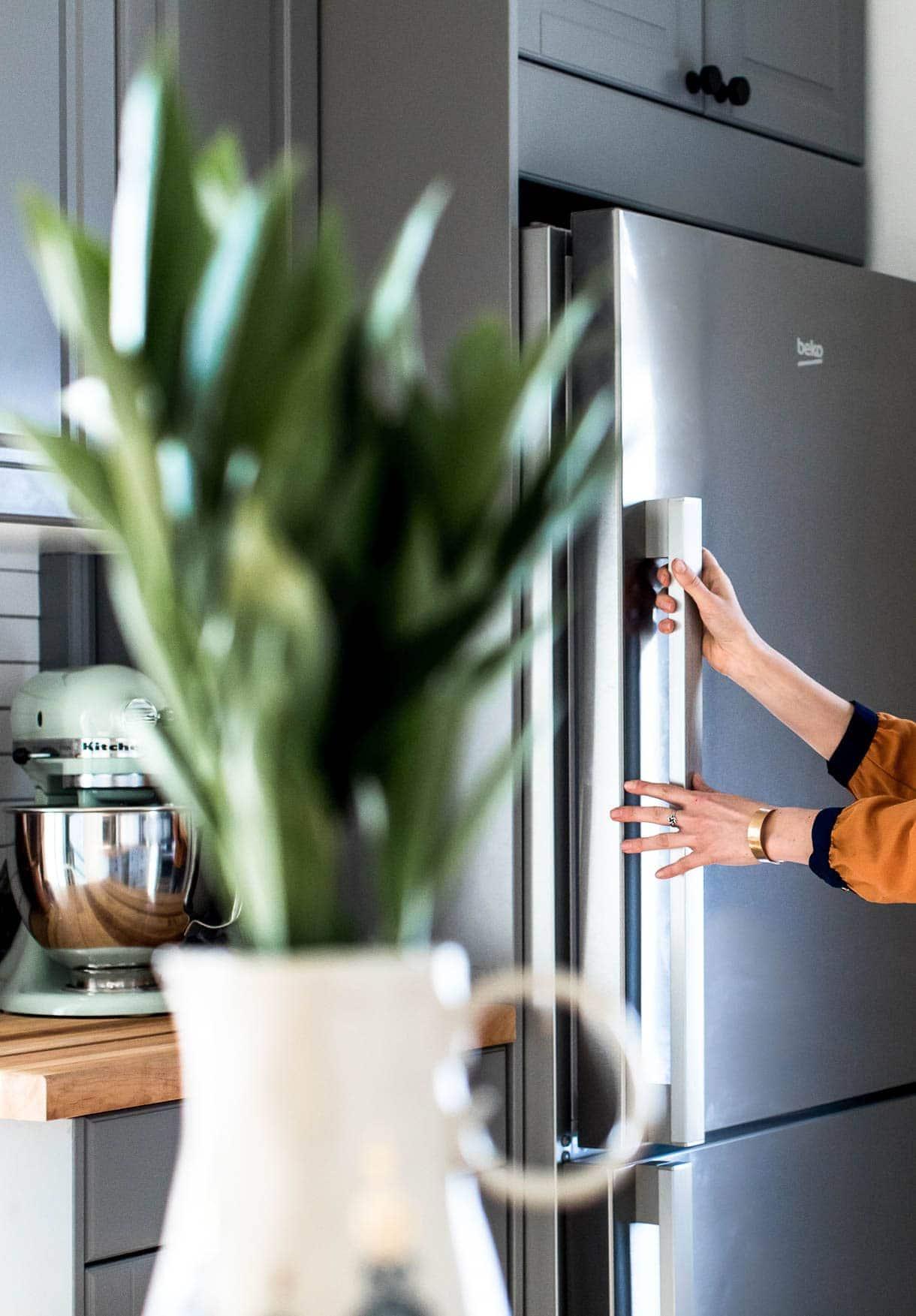 Beko Refrigerator, Kitchen Scene