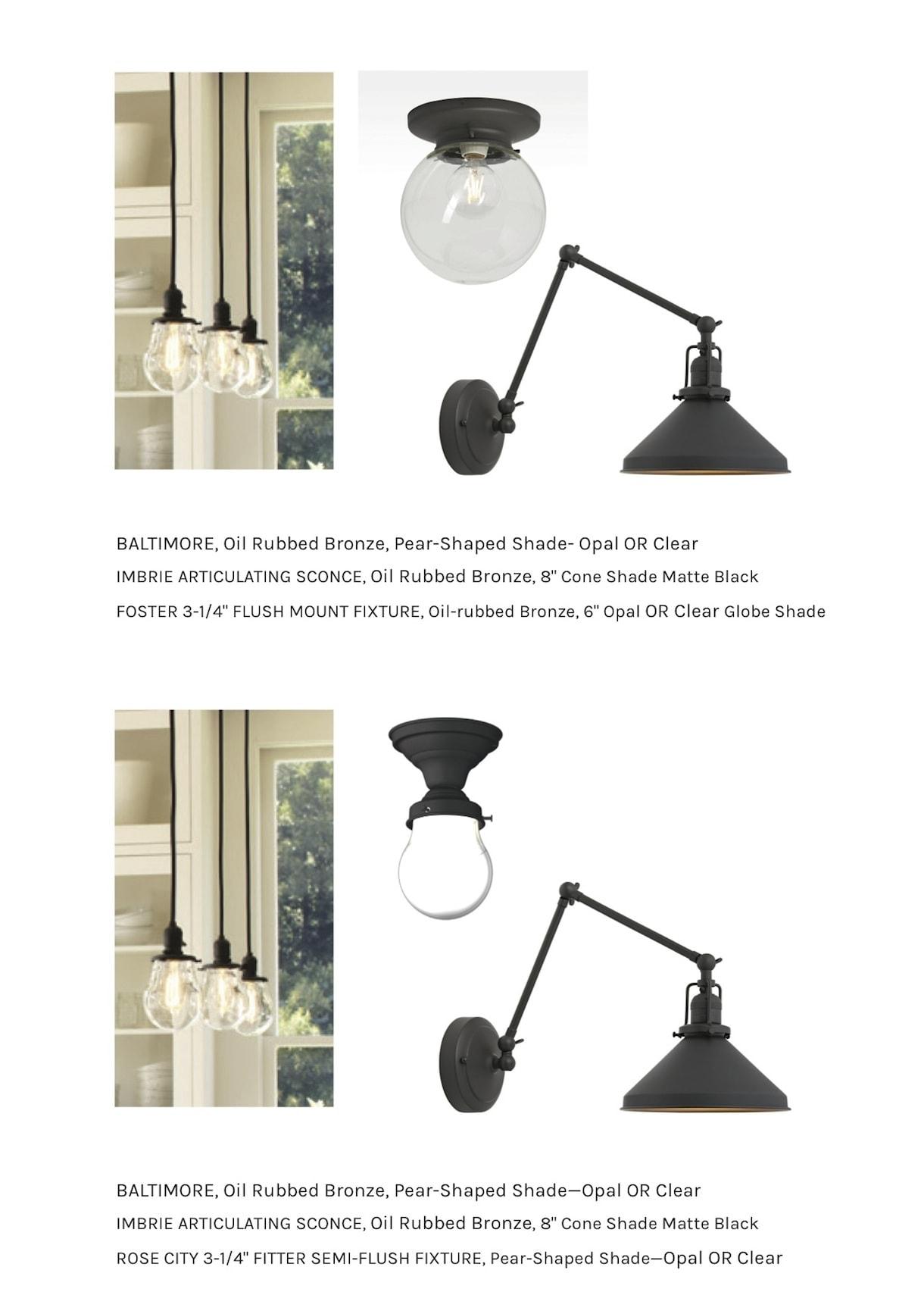 rejuvenation lighting, kitchen renovation