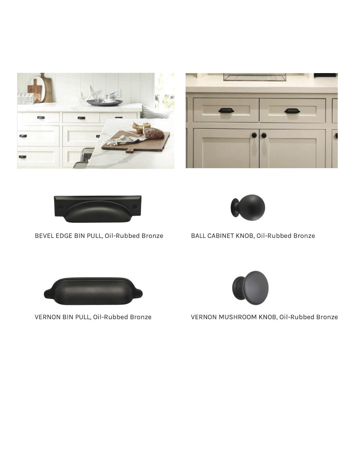 rejuvenation kitchen hardware