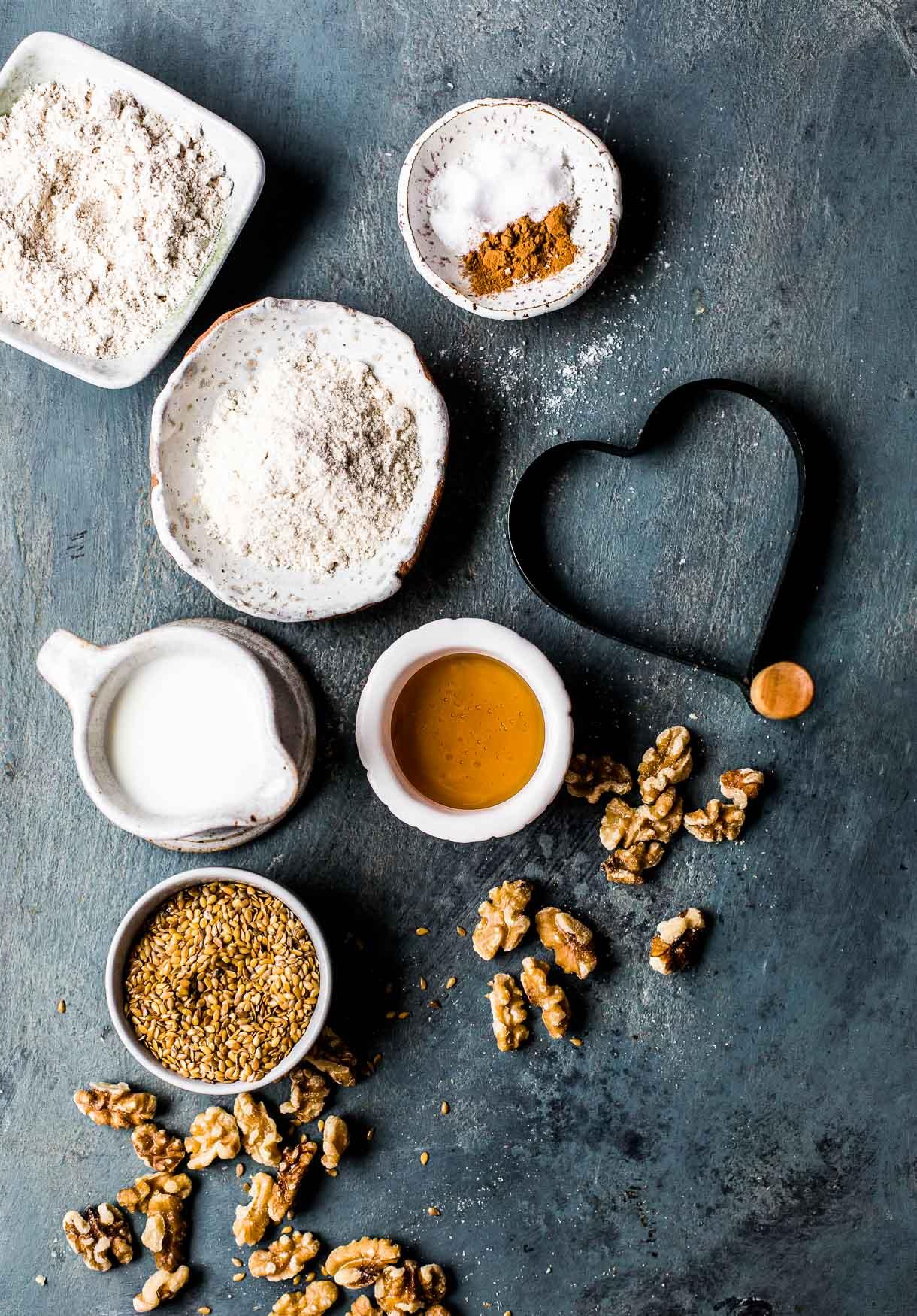 gluten free pancake ingredients