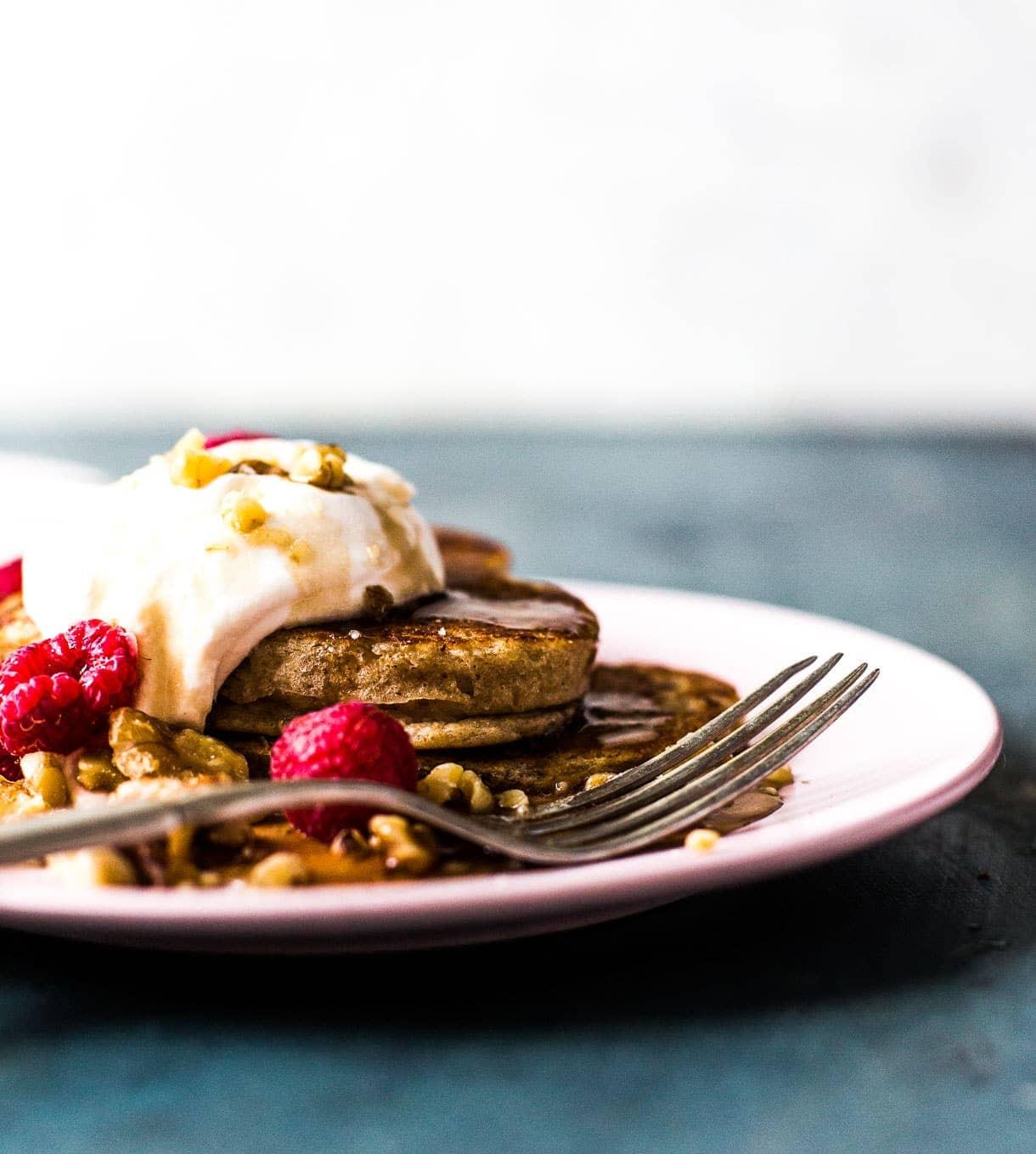 Homemade Gluten Free Pancake Recipe