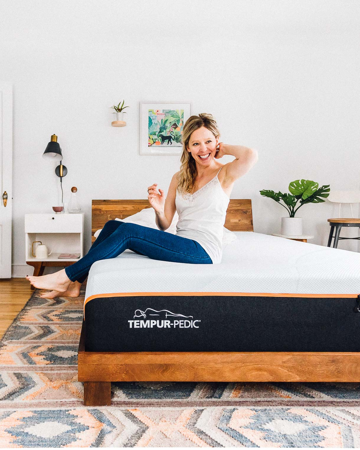 Tempurpedic Luxe Adapt Mattress