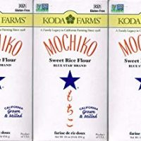 Mochiko Sweet Rice Flour (Pack of 3)