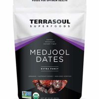 Terrasoul Superfoods Organic Medjool Dates, 2 Lbs