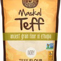 Maskal Teff Ivory Teff Flour, 16 Ounce