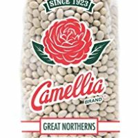 Camellia Brand Great Northern Beans Dry Beans 1 Pound
