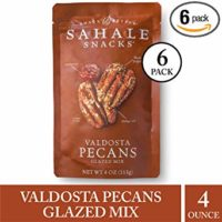 Sahale Snacks Valdosta Pecans Glazed Mix