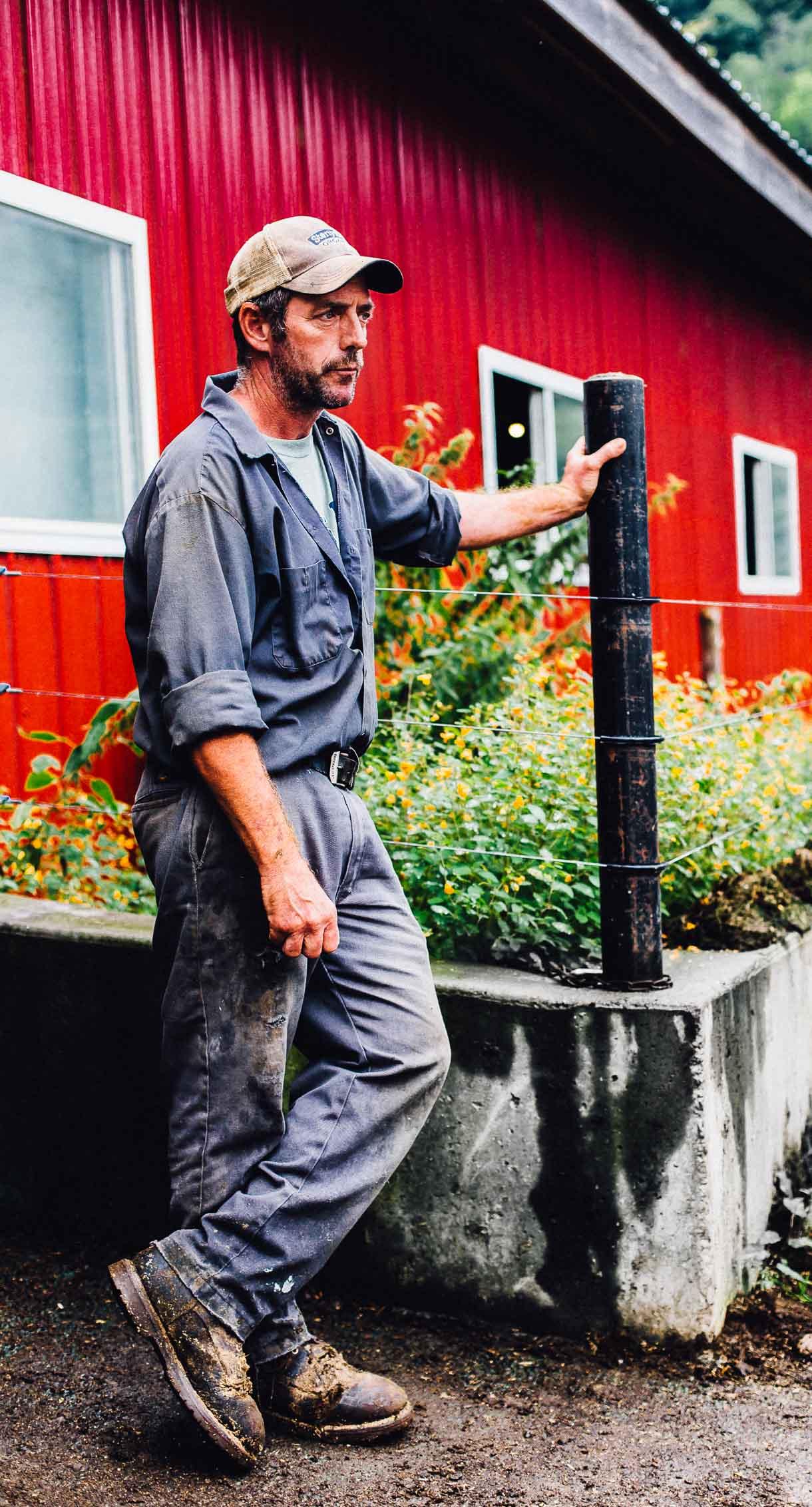 stonyfield organic farmer