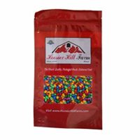 Hoosier Hill Farm Chocolate Covered Candy Coated Sunflower Seeds, 1.5 Pound