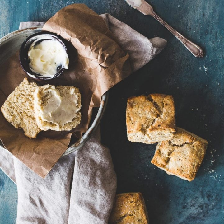 Life Changing Gluten-Free Biscuits {gum-free}