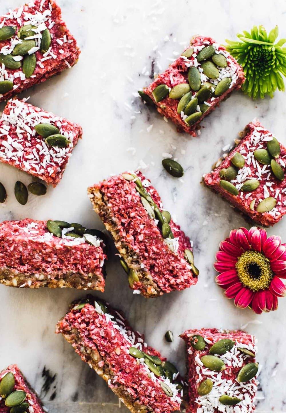 tart cherry bars
