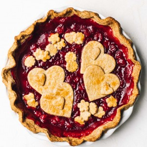 Homemade Gluten-Free Cherry Pie