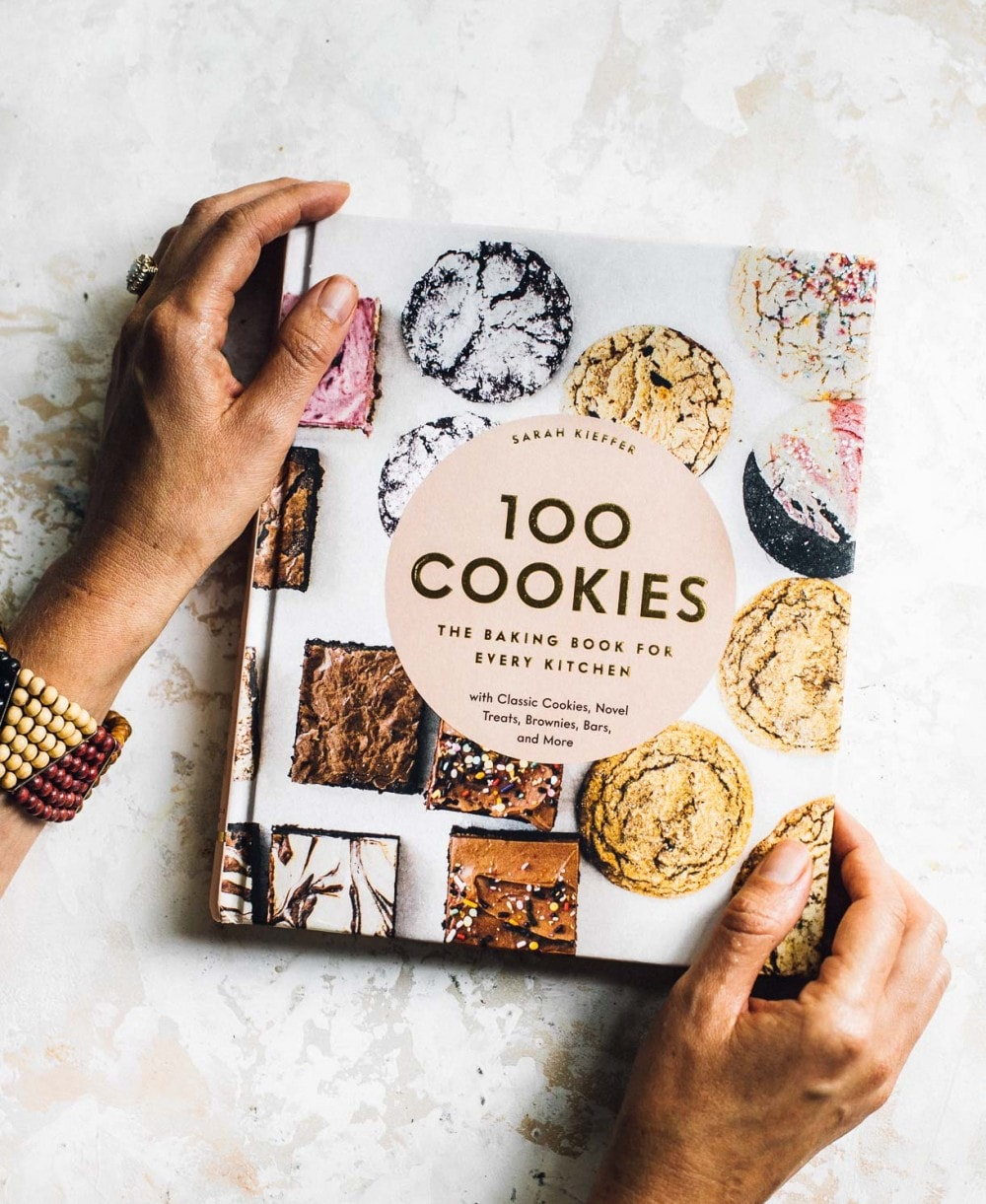 100 cookies cookbook by Sarah Kieffer