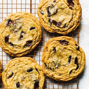 Gluten Free Pan-Banging Chocolate Chip Cookies
