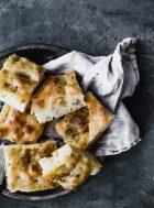 Sourdough focaccia recipe