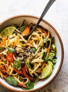 Gluten Free Thai Rice Noodles