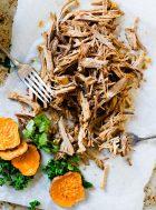 Juicy, Citrus Shredded Pork {paleo, gluten-free}